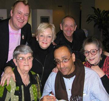 Don, Pat, John, Iris, Matthew and Gigi Aug 2009