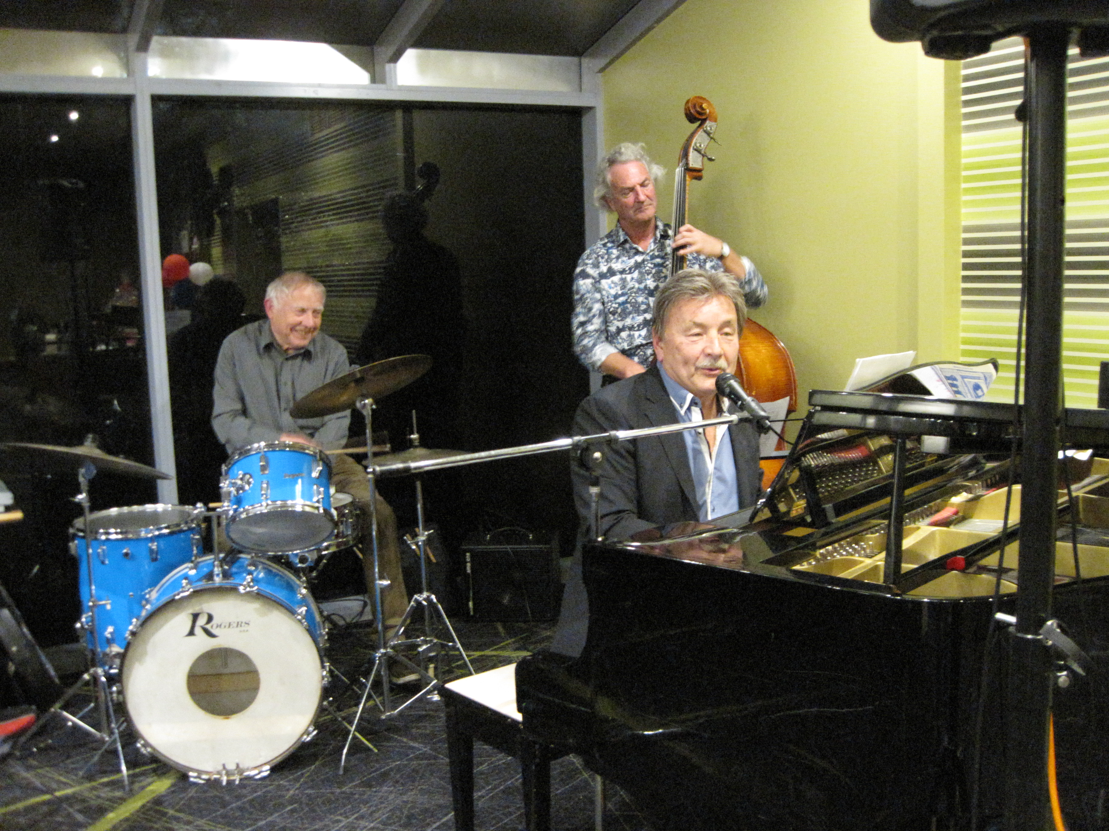 Ray Quon, Howard and Doug