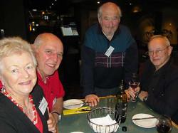 Thea, Barrie, Ivan and Ken