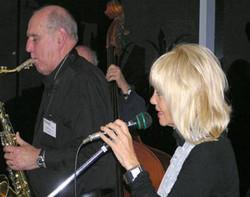 Barrie Boyes and Lisette Payet Jun 2010