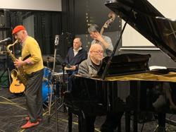 John, Allan, Eiji and Graeme Oct 2019