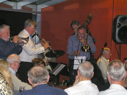Clare Castle Jazz Band - 241011