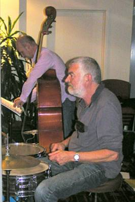 David Taylor and Alan Richards Jun 2010