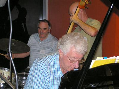 Grahame, Allan and David