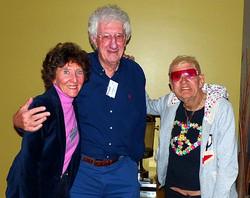 Judith, Grahame and Bobby