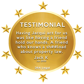 five star review, best lawyer, best conveyancer, jra newcastle