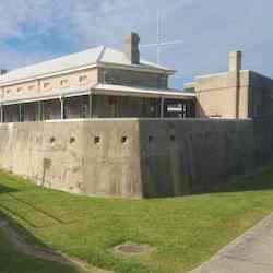 Fort Scratchley, Newcastle NSW