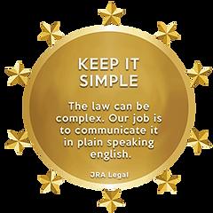 keeping conveyancing simple