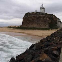 Nobbys Lighthouse, Newcastle, NSW