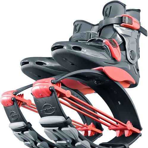 Power Shoe Children's Model Titanium/Red