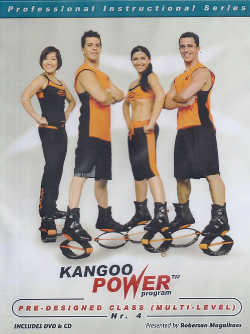 Kangoo Power Program 4