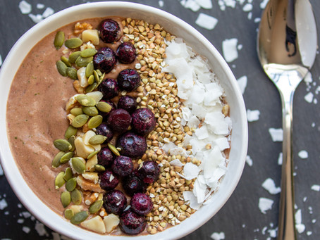 "Viome Gut Test / Gut Healthy ""Blizzard Bowl"" (GF, VO)"