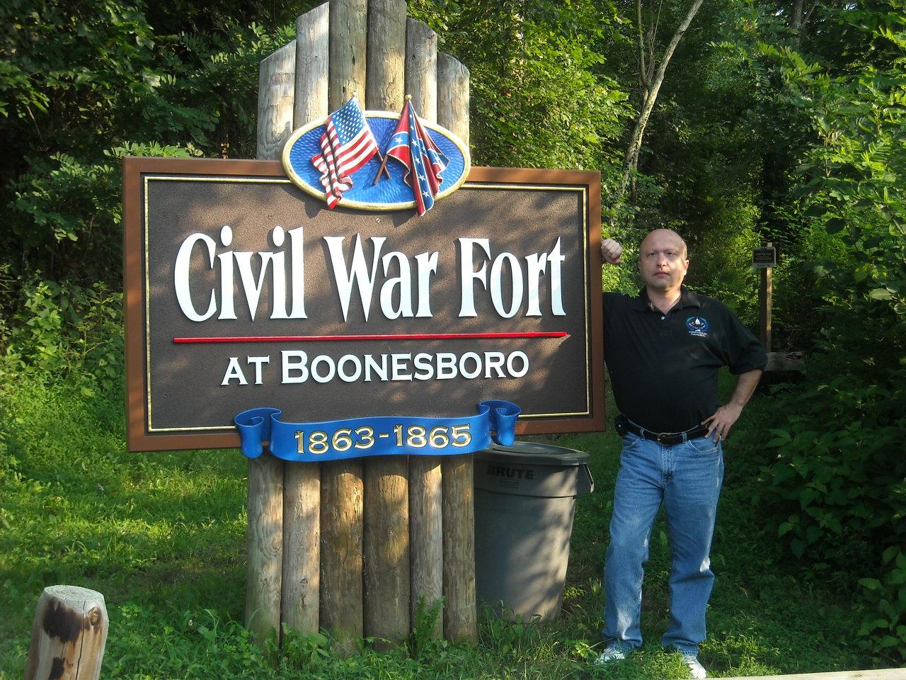 Ft. Boonesboro Civil War Site