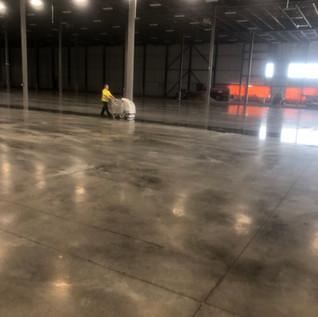 concrete flooring ashford