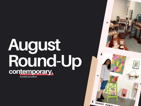 August round-up