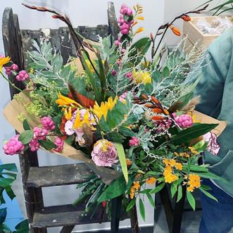 Border Flowers Gretna - Lanes Pop Up