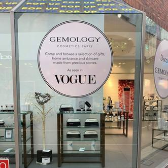 Gemology - Lanes Pop Up
