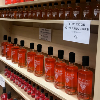 The Edge Gin - Macclesfield Pop Up