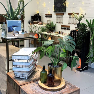 Natural Collective - Lanes Pop Up