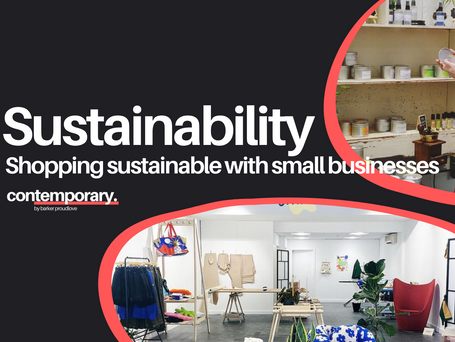 The significance of shopping sustainable!