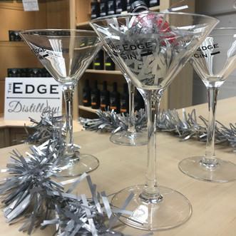 The Edge Gin - Macclesfield Pop Up Shop