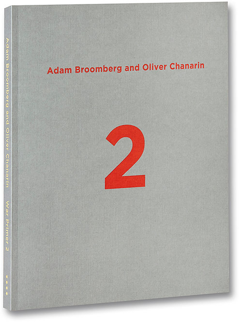 War Primer 2 - Adam Broomberg & Oliver Chanarin