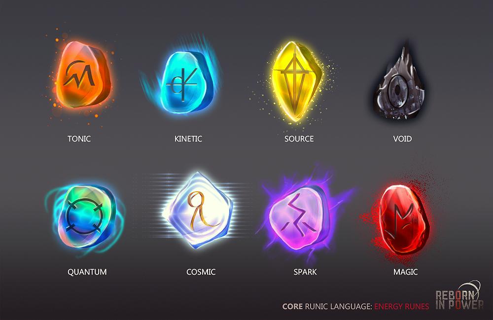 Energy Runes