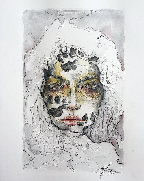wolf lady*3