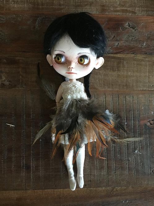 Swan - blythe doll 5
