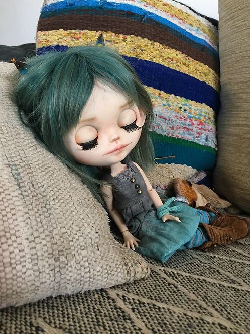 Mila - blythe doll 50