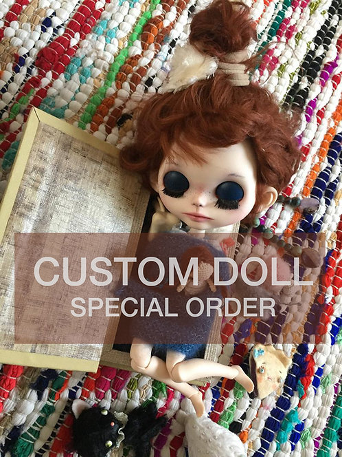 Special Order - doll 48