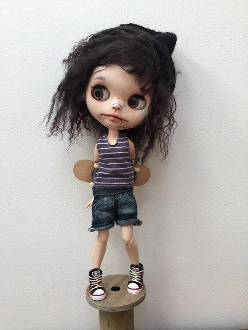 Violette - blythe doll 72