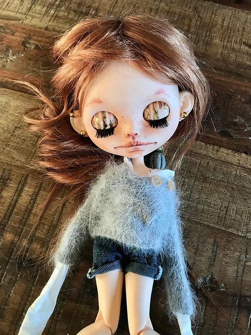 Ambre - blythe doll 80