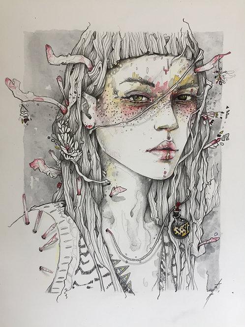 * Sorceress *