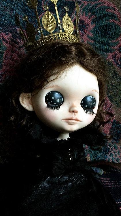Psyché & her crown - blythe doll 27