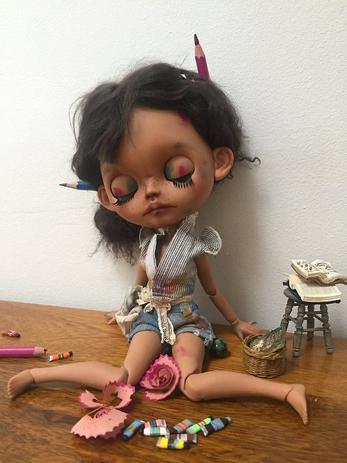 Camille - blythe doll 33