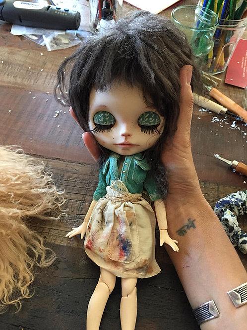Berthe - blythe doll 24