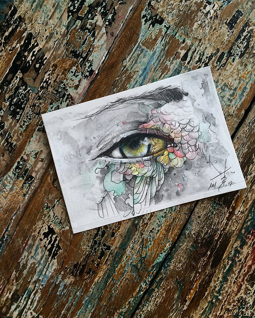 birdy's eye