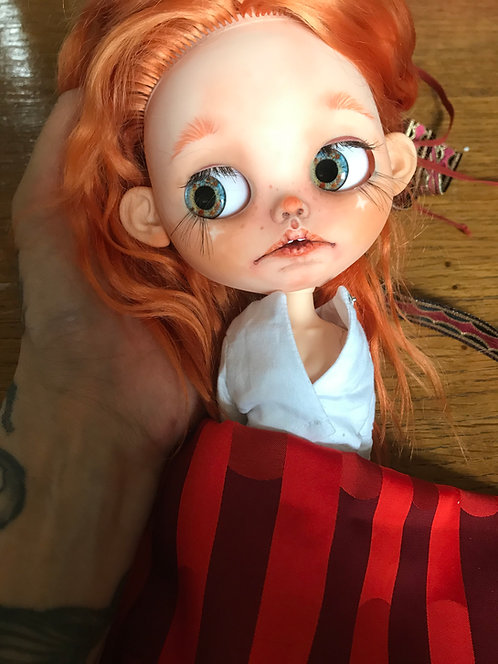 Axelle- blythe doll 81