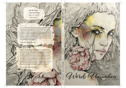 Words Unspoken by Madalina Coman