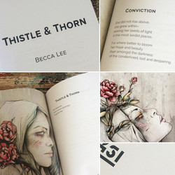 Thistle & Thorn by Becca Lee