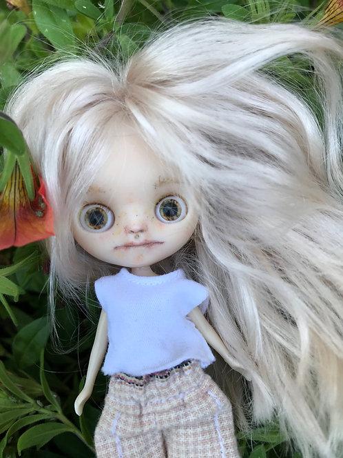Luna - petite blythe doll 69