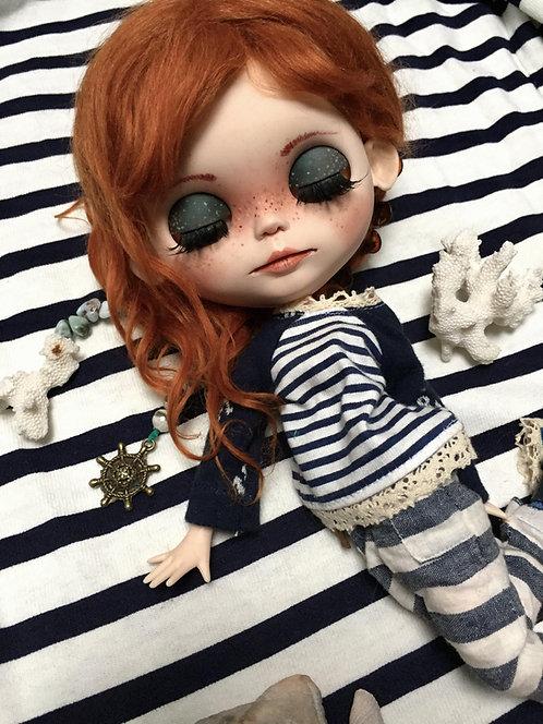 Ambre - blythe doll 8