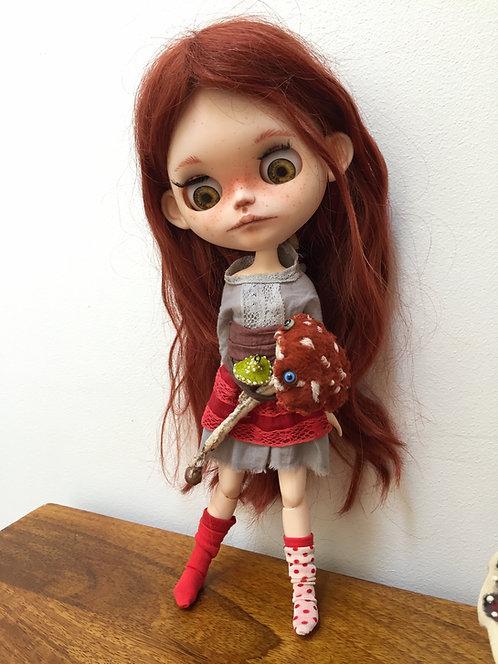 Amanita - blythe doll 40