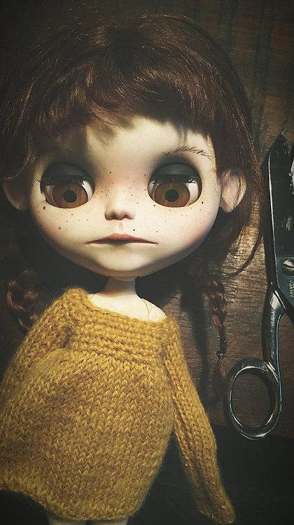 Maya - blythe doll 10