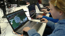Budding Digital Designers Get Involved in Minecraft Workshop