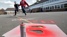 Chesterton students flex design skills in innovative 'active landscape' workshop