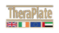 Theraplate logo vector UK IRE EURO UAE C