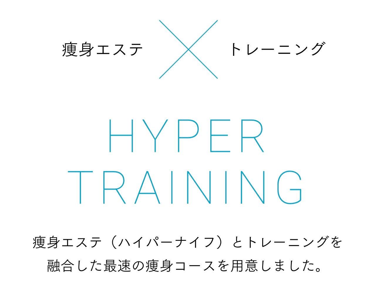 ハイパートレーニング
