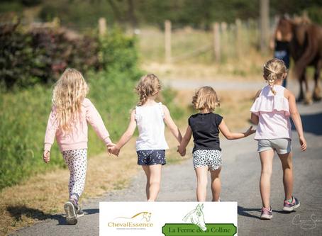 Equicoaching pour enfants: module 4      la bienveillance